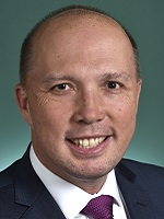 Photo of The Hon Peter Dutton MP