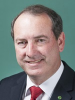 Photo of Dr Peter Hendy MP