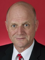 Photo of Senator David Leyonhjelm