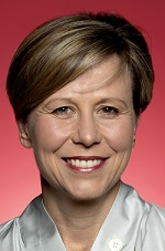 Photo of Senator Jenny McAllister