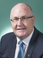 Photo of Mr Brett Whiteley MP