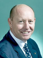 Photo of Mr Eric Hutchinson MP