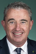 Kevin Hogan MP
