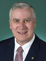 Photo of The Hon Michael McCormack MP