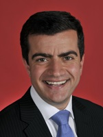 Photo of Senator Sam Dastyari