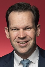 Photo of Senator Matthew Canavan