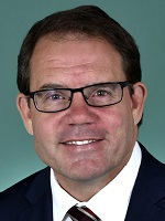 Photo of Mr Luke Gosling OAM, MP