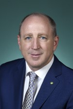 Photo of Mr Luke Howarth MP