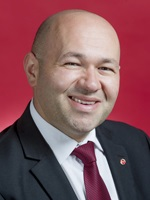 Photo of Senator Mehmet Tillem