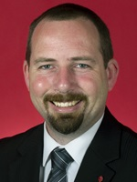 Photo of Senator Ricky Muir