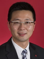 Photo of Senator Zhenya Wang