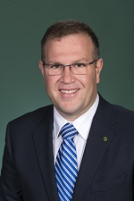 Photo of Mr Ben Morton MP