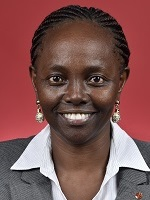 Photo of Senator Lucy Gichuhi