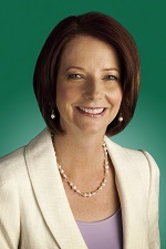 GILLARD, the Hon. Julia Eileen