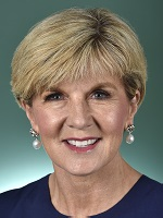 Photo of Hon Julie Bishop MP