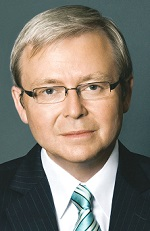 Photo of The Hon Kevin Rudd MP