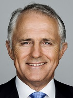 Photo of The Hon Malcolm Turnbull MP