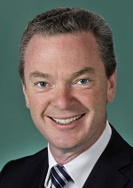 PYNE, the Hon. Christopher Maurice