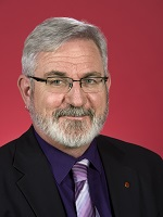 Photo of Former Senator Andrew Bartlett