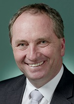 Photo of Senator Barnaby Joyce