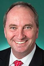 Hon Barnaby Joyce MP