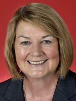 Photo of Senator Anne McEwen