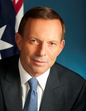 Photo of Hon Tony Abbott MP