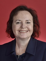 Photo of Senator Carol Brown