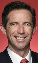 Photo of Senator Simon Birmingham