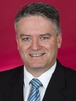 Photo of Senator the Hon Mathias Cormann