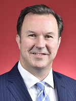 Photo of Senator David Bushby