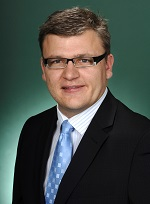 Photo of Mr Darren Cheeseman MP