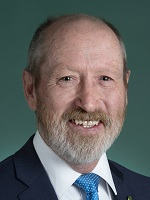 Mr Rowan Ramsey MP