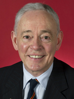 Photo of Senator Bob Day AO