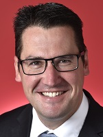 Photo of Senator Zed Seselja