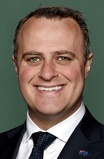 Photo of Mr Tim Wilson MP