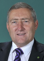 Photo of Mr Geoff Lyons MP