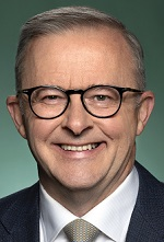 Photo of The Hon Anthony Albanese MP