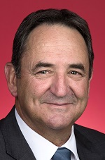 Photo of Senator Glenn Sterle