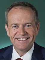Photo of Hon Bill Shorten MP