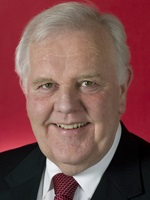 Photo of Senator Joe Bullock